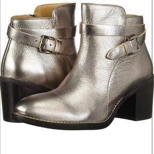 NWT Hush Puppies Women's Hannah Strap Ankle Boot